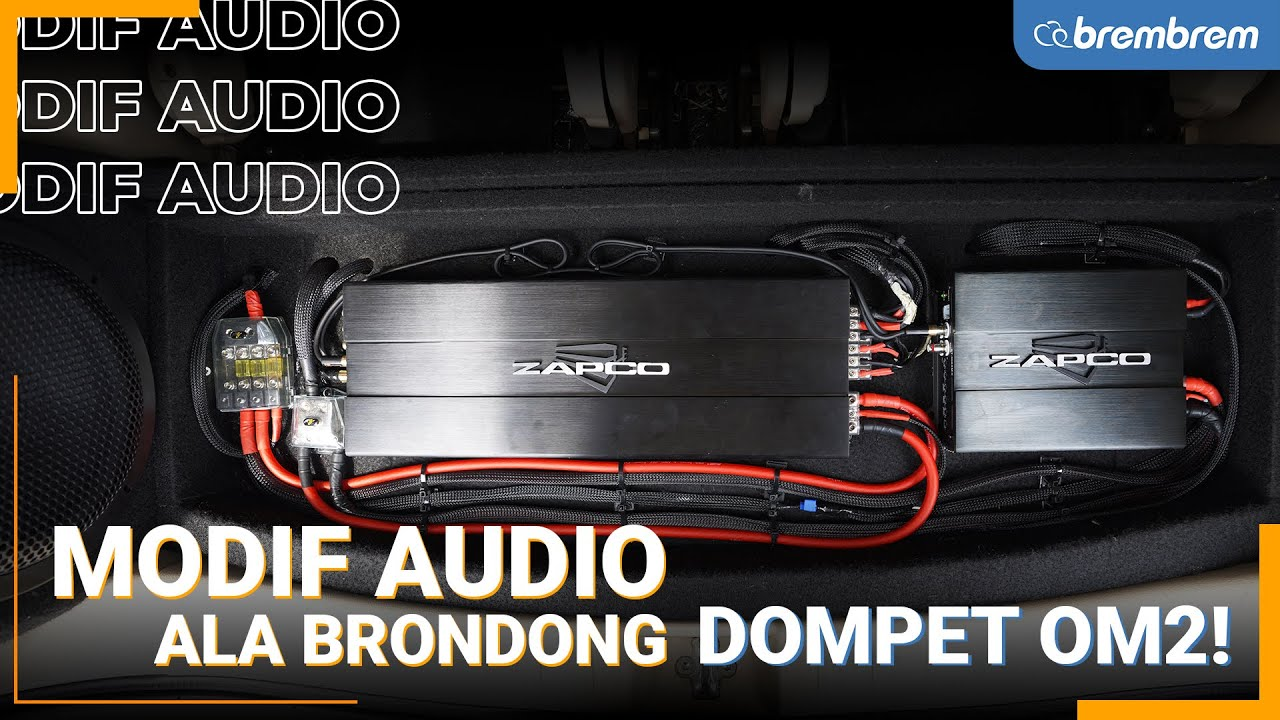 Inspirasi Upgrade Audio Mobil Xpander Ultimate Daily Contest   Budget 7XJT  