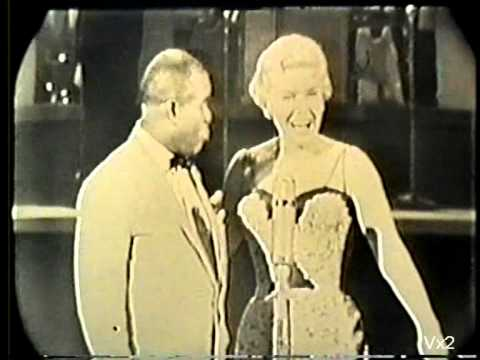 JANE MORGAN, LOUIS ARMSTRONG, LES BROWN - The Day the Rains Came Down - 1958