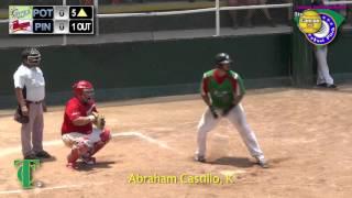 fast pitch softball cancn 2016 potros vs pingua