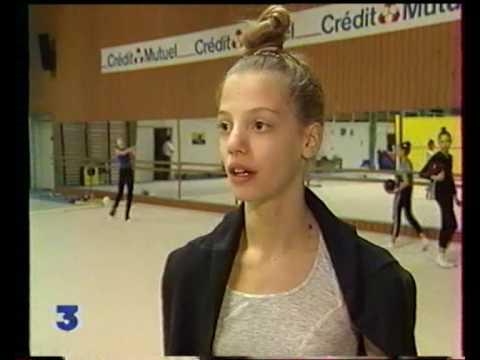 1er tournoi international de strasbourg 2000 reportage FR3 1
