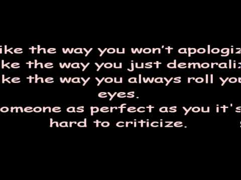 Adelitas Way  Criticize Lyrics