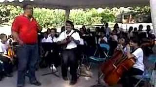 Orquesta Sinfónica Juvenil del Municipio Brion Parte I