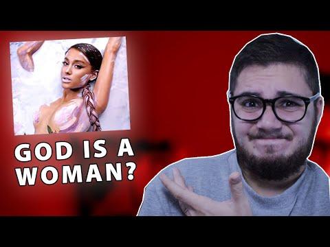 cristiano-reacciona-a-god-is-a-woman---ariana-grande-por-primera-vez