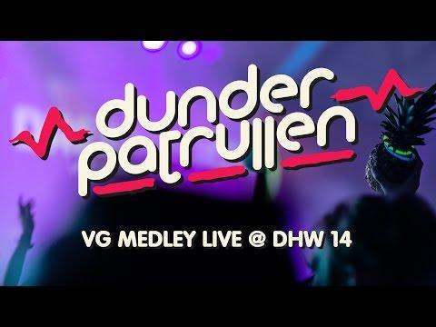 Dunderpatrullen - VG Medley LIVE @ DHW 14