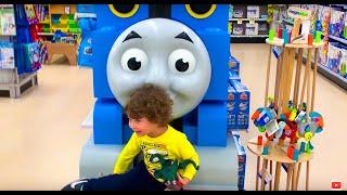 Магазин игрушек для детей в Японии Toys R Us - Toys store for kids in Japan - Детские игрушки(, 2019-01-19T13:48:37.000Z)