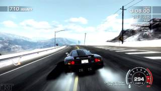 NFS Hot Pursuit | Time Trial #4 |The Ultimate Road Car 2:33.48 | Time Trial #4 | WR [by Lancast]