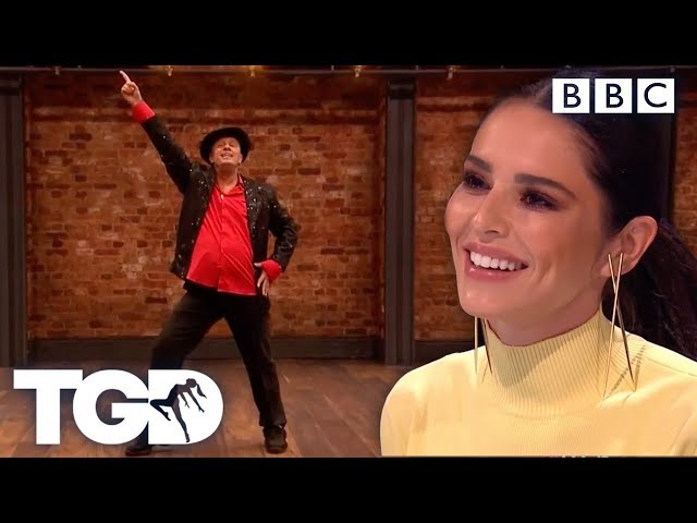 Nothing Left To Do But DANCE For Mark Short! Can He Impress The Dance Captains? |The Greatest Dancer