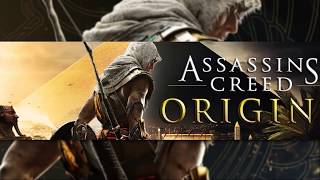 ASSASINS CREED ORIGINS BANNER SPEED ART || [LINK IN DESC] by JarryS