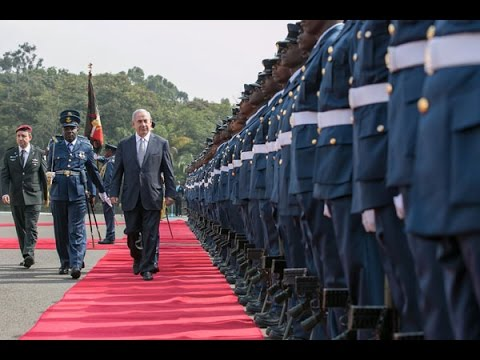 Netanyahu says Israel to strengthen ties with Kenya