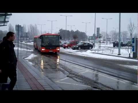 Bratislava Airport Bus To Main Rail Station