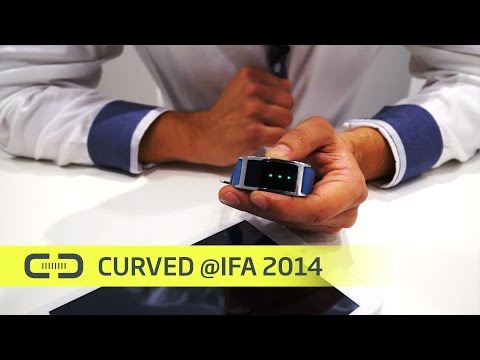 IFA 2014: Medion Life Fitness-Armband im Hands-On