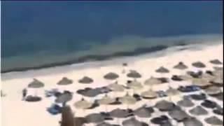 منفذ مجزرة تونس يظهر في فيديو وهو يفرّ من مطارديه