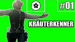 Red Dead Redemption 2 - Kräuterkenner Herausforderungen