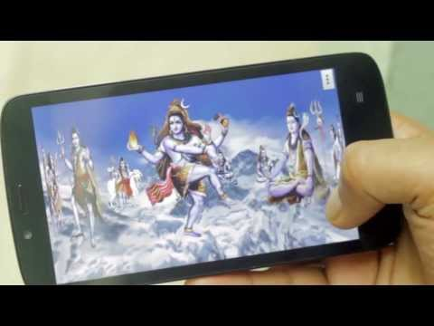 Shiv's Free Animated 4D Mobile App, Live Wallpaper