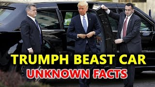 Incredible Facts About the US President's Beast Car Limo | Worlds High Security Car
