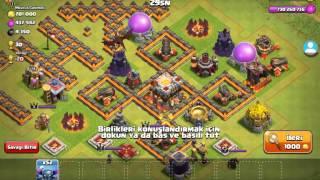 clash of clans hile apk server