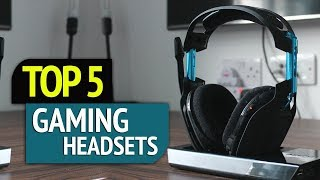 Video TOP 5: Gaming Headsets 2018 download MP3, 3GP, MP4, WEBM, AVI, FLV Juli 2018