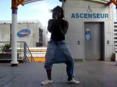 MISSY danceuse electro