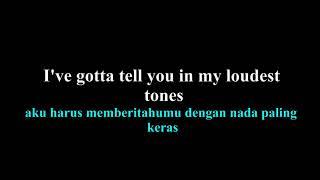 Coldplay - Warning Sign lirik dan arti bahasa indonesia