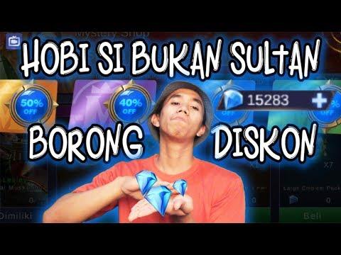 HOBBY BUKAN SULTAN YANG SUKA DIKSON!!!