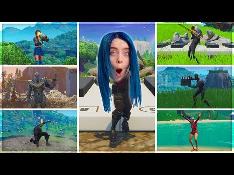 Bad Guy But Only Using Fortnite Emote Sounds