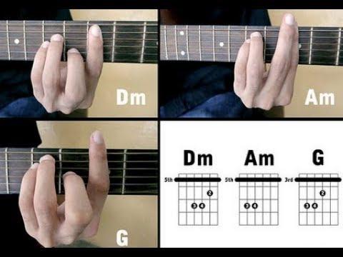 #34 TẬP HỢP ÂM CHẶN GUITAR  |Guitar 5 Phut|