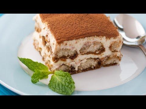 How to Make Tiramisu - Tiramisu Best Classic Italian Dessert Recipe