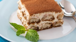 How to Make Tiramisu - Tiramisu Best Classic Italian Dessert Recipe