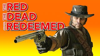 Red Dead Redemption is one of my favorite video games of this decad...