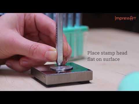 ImpressArt Tutorial | Metal Stamping Basics