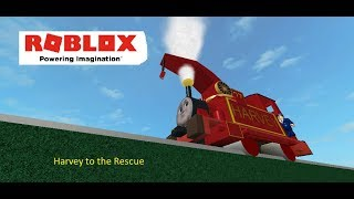 Harvey to the Rescue ROBLOX Remake V2
