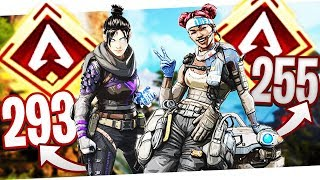 My Teammates Were Level 250+ But... - PS4 Apex Legends!