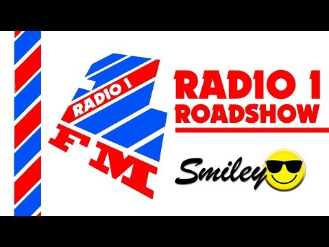 RADIO 1 ROADSHOW - 'Going Live' Eastbourne 1989 with Phillip Schofield