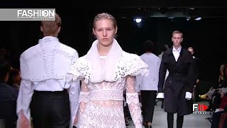 BURBERRY The Full Show Fall Winter 2017 2018 London    Fashion Channel