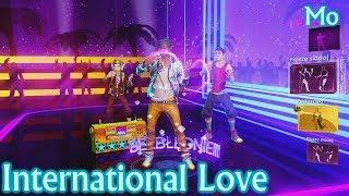 Dance Central 3   International Love