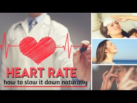 does xanax slow your heart rate