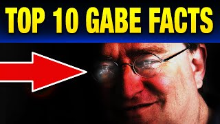 Top 10 Mind Blowing Facts About Gabe Newell