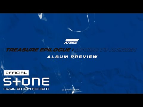 ATEEZ (에이티즈) - [TREASURE EPILOGUE : Action To Answer] Preview