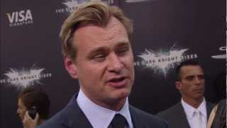 The Dark Knight Rises World Premiere Highlights - Christopher Nolan (2012) HD