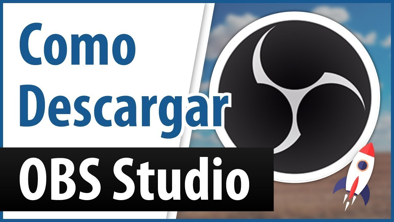 descargar obs studio gratis