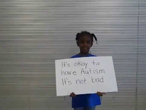 Autism Awareness Video by GHE PACE kids