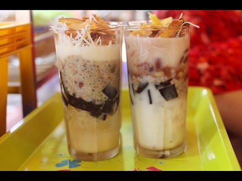 Cách Nấu Chè Thập Cẩm Sữa Dừa Mới Lạ Đơn Giản