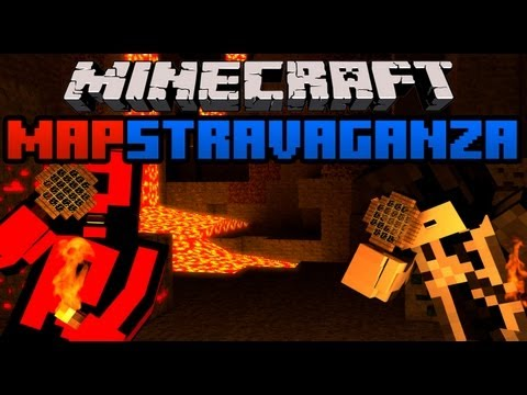Minecraft Mapstravaganza! The Colosseum, Hollow and Rage Missing and A Flying Race!