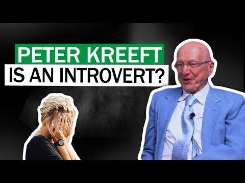 On Being an Introvert W/ Peter Kreeft