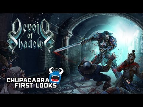 Devoid Of Shadows - Vampire Action RPG / Hack N Slash (Chupacabra First Looks)
