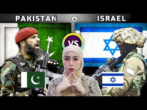 Pakistan vs Israel Military Power Comparison 2021   Indonesian Reaction
