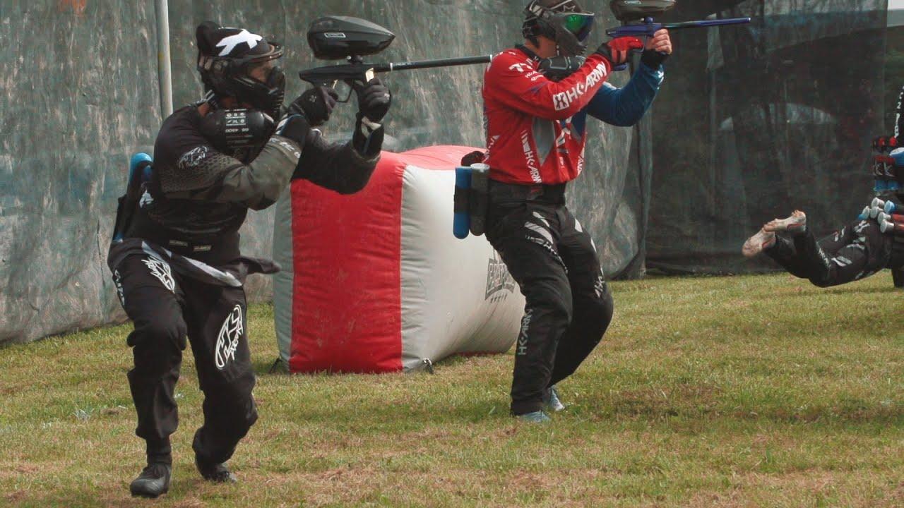 Large HK Army HTSL Line Pants Black Paintball