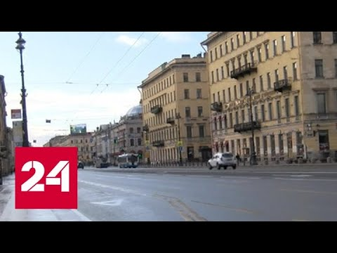 В Санкт-Петербурге появились первые выздоровевшие пациенты с коронавирусом - Россия 24