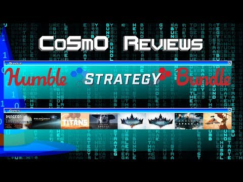The Humble Strategy Bundle Review - Endless fun or total bore? (sorry)
