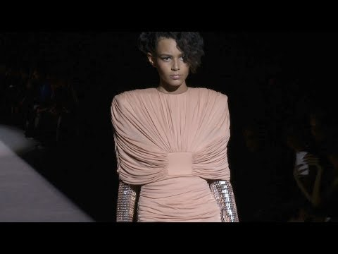 Tom Ford - Women's Spring/Summer 2018 collection in New York